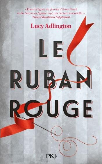 Le Ruban Rouge De Lucy Adlington Une Souris Et Des Livres