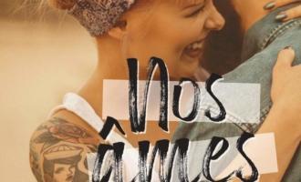Nos âmes tourmentées de Morgane Moncomble Une souris et des livres