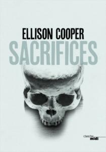 Sacrifices Ellison Cooper une souris et des livres