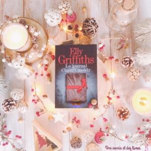 le journal de Claire Cassidy une souris et des livres