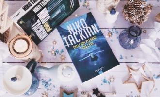 Celle qui pleurait sous l'eau Niko Tackian une souris et des livres