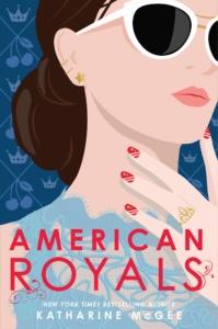 American Royals Katharine McGee Une souris et des livres