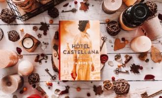 Hotel Castellana Ruta Sepetys Une souris et des livres