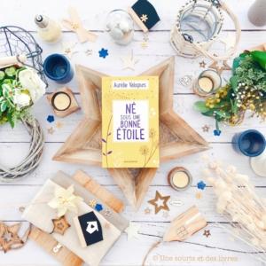 Né sous une bonne étoile de Auréline Valognes Une souris et des livres