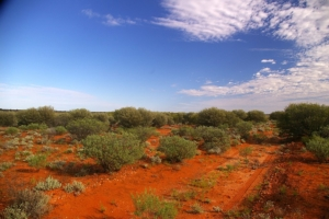 Maralinga Australie